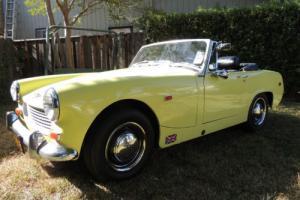 1969 Austin Healey Sprite MKIV