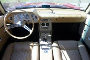1963 Studebaker Avanti R1 with AC Avanti w/ AC