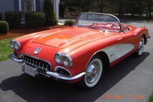 1958 Chevrolet Corvette Photo