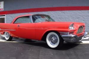 1957 Chrysler 300 Series