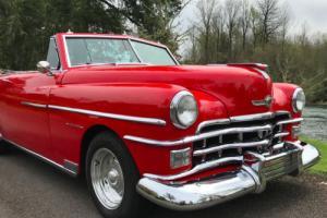 1950 Chrysler Windsor Convertible