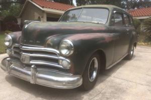 1950 Dodge Kingsway/Suburban