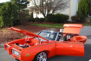 1969 Pontiac GTO GTO CONVERTIBLE Photo