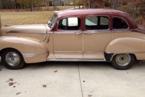 1946 Hudson Commadore Eight, 4 door