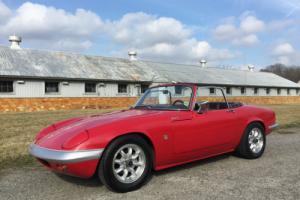 1966 Lotus Elan SE