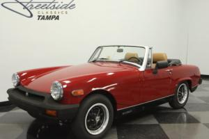 1978 MG Midget Photo