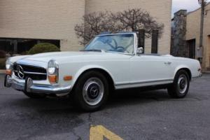 1968 Mercedes-Benz SL-Class Photo