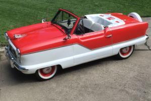 1959 Nash Metropolitan Convertible Metropolitan Convertible
