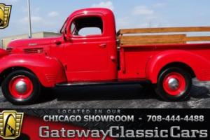 1941 Plymouth Express -- Photo