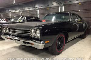 1969 Plymouth Road Runner -- Photo