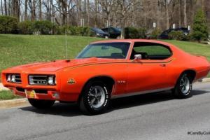 1969 Pontiac GTO --