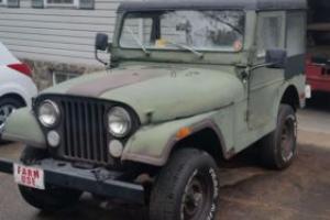 1978 Jeep CJ Military CJ5 Photo
