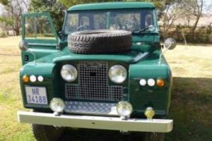 1960 Land Rover Defender Series 2a