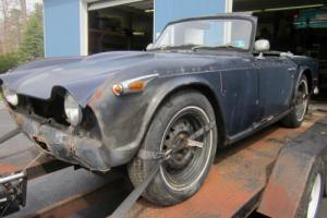 1968 Triumph TR250 convertible for Sale