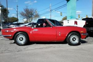 1971 Triumph Spitfire IV Photo