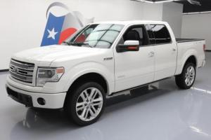 2014 Ford F-150 LIMITED CREW 4X4 ECOBOOST NAV 22'S