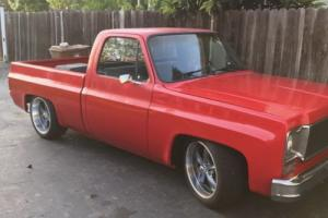 1973 Chevrolet C-10 --