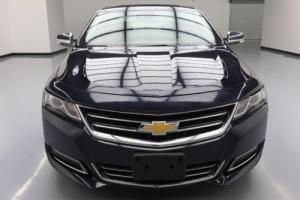 2014 Chevrolet Impala LTZ 2LZ PANO ROOF NAV REAR CAM