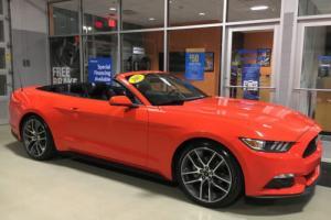 2015 Ford Mustang Convertible Premium EcoBoost Navigation / Shaker Pro