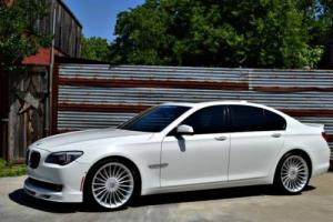 2012 BMW 7-Series ALPINA B7 SWB