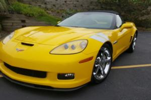 2011 Chevrolet Corvette Photo