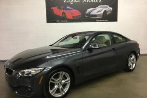 2014 BMW 4-Series 428i Turbocharged Coupe