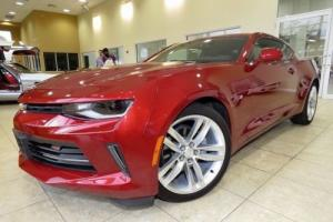 2016 Chevrolet Camaro 2LT Photo