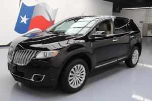 2013 Lincoln MKX AWD CLIMATE LEATHER PWR LIFTGATE Photo