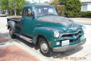 1954 Chevrolet Other Pickups 3600 3/4 ton