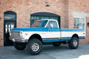 1972 Chevrolet Other Pickups Daily Driver