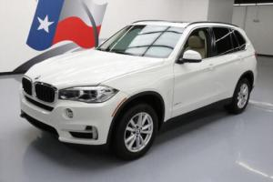 2014 BMW X5 SDRIVE35I TURBOCHARGED PANO SUNROOF NAV