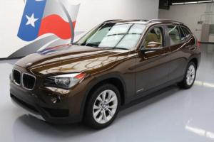 2014 BMW X1 XDRIVE28I AWD PANO SUNROOF HTD SEATS