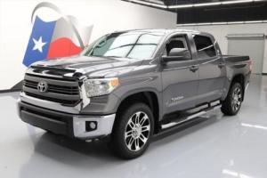 "2014 Toyota Tundra TEXAS CREWMAX SR5 NAV 20"" WHEELS"