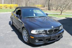 2003 BMW M3 M3 CONVERTIBLE E46