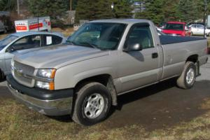 2004 Chevrolet Silverado 1500 silveraod