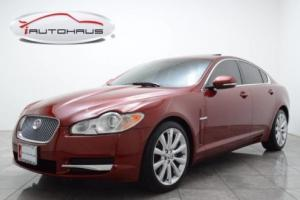 2011 Jaguar XF Luxury Sedan V8 LOW miles
