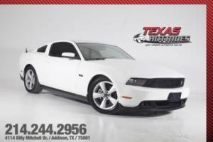 2012 Ford Mustang GT Premium 5.0 With Upgrades