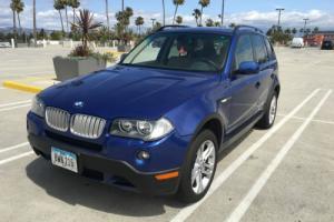 2007 BMW X3 Sports