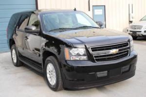 2009 Chevrolet Tahoe 6.0L V8 Hybrid Electric 4WD SUV Navigation
