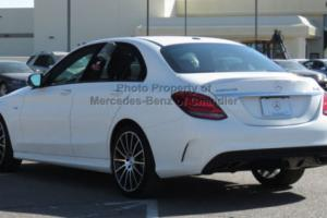 2017 Mercedes-Benz C-Class AMG C 43 4MATIC Sedan