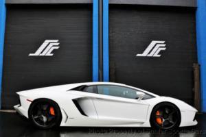 2012 Lamborghini Aventador 2dr Coupe