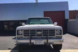 1980 Chevrolet C/K Pickup 2500