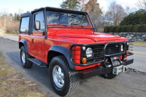 1997 Land Rover Defender 90 Soft Top