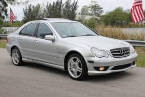 2002 Mercedes-Benz C-Class C 32 AMG 4dr Sedan