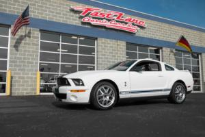2007 Shelby GT500 3,706 Original Miles One Owner