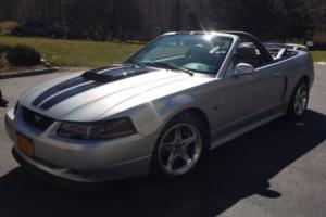 2004 Ford Mustang Anniversary