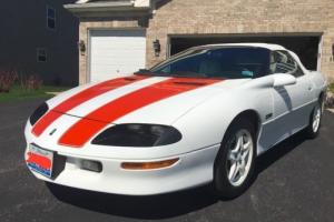 1997 Chevrolet Camaro Z28 CONVERTIBLE-30TH ANNIVERSARY