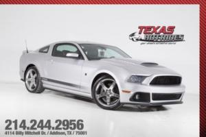 2014 Ford Mustang Roush Stage-2 With Only 94 Miles! 1 OF 1