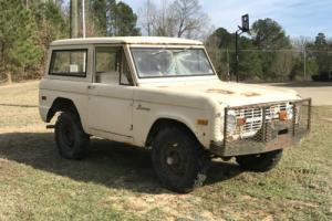 1975 Ford Bronco