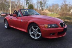 1999 BMW Z3 2.8 2dr Convertible Convertible 2-Door I6 2.8L
